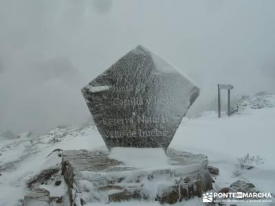 Valle de Iruelas - Pozo de nieve - Cerro de la Encinilla;rutas caballo madrid rutas senderismo mallo